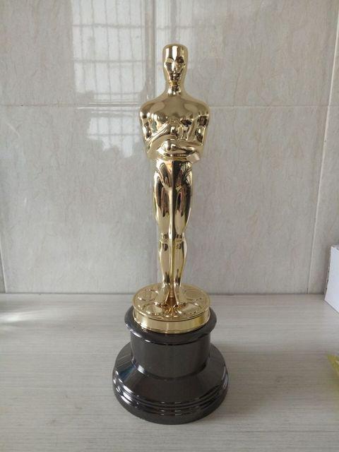 Aliexpress.com : Buy Zinc Alloy Replica Oscar Trophy ...