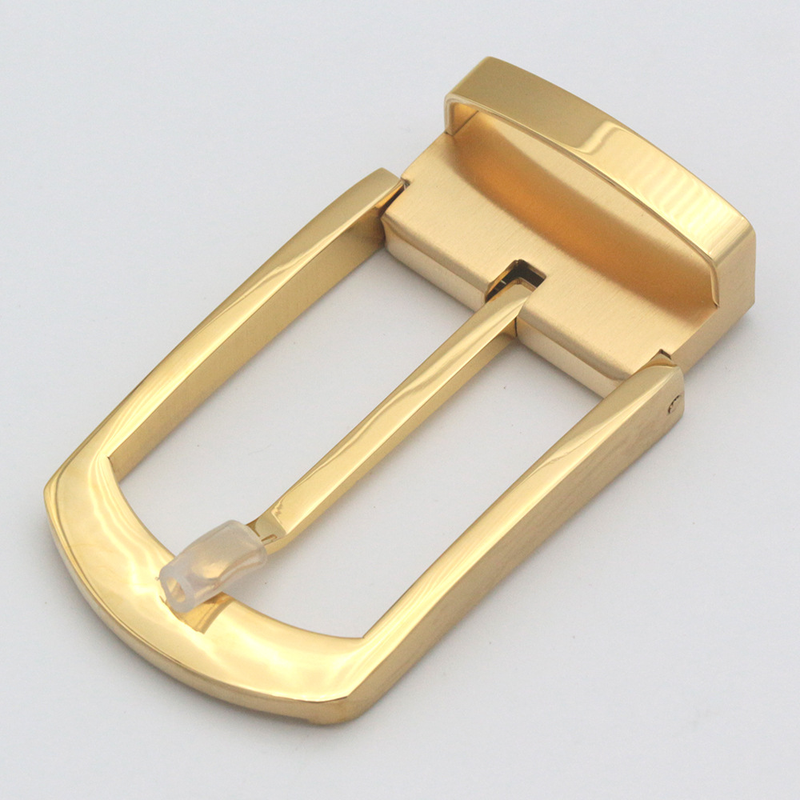 Deepeel 1pcs 39mm Variety of Metal Stainless Steel Belt Buckle Men's Pin Buckle Belt Lead DIY Business Leather Decoration BD464