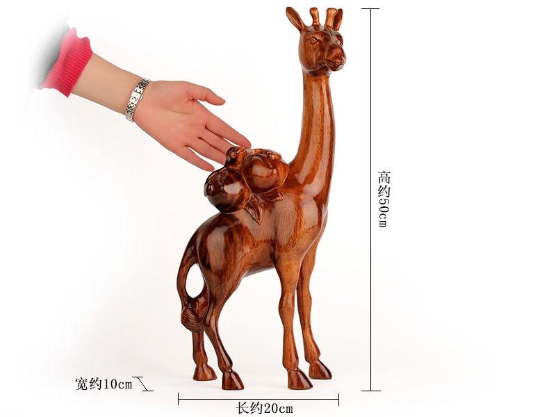 Forma de Mantou fukurokuju veados Mobiliário de