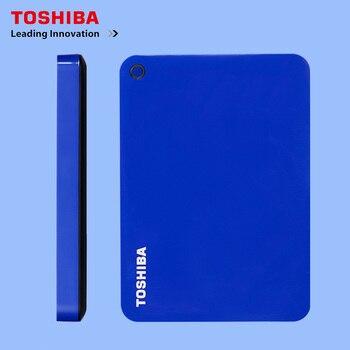 """Toshiba Mobile HDD V9 500GB 2,5 """"5400 RPM Backup 2,5 Внешний жесткий диск для компьютера мобильного телефона Внешний HDD 2,5"""