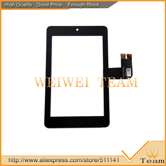 For ASUS ME173X Touch Panel Digitizer For Asus MeMO Pad HD7 ME173X K00b Touch Screen