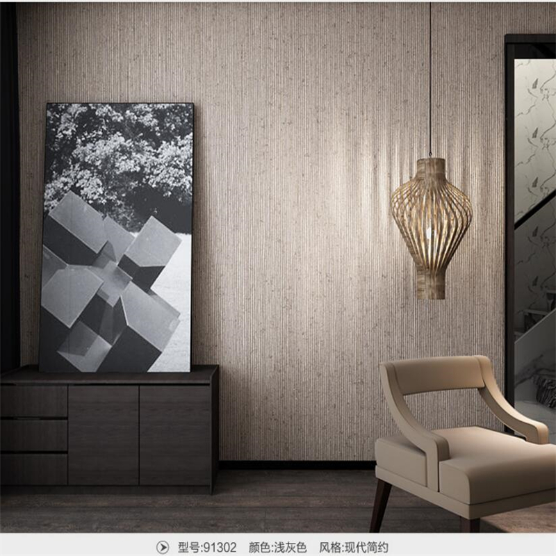 drawing bedroom texture simple background living modern luxury restaurant woven non beibehang wllpaper wallpapers