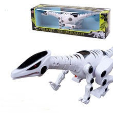 Hot Selling Electric Animal Toys Dinosaurs Toy Models Music Electric Toys For Boy Robot Dinosaur Toy For Kids