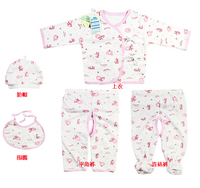 Newborn Baby Gift Underwear Cotton Infant Suit All For Kids Clothes And Accessories 5pcs