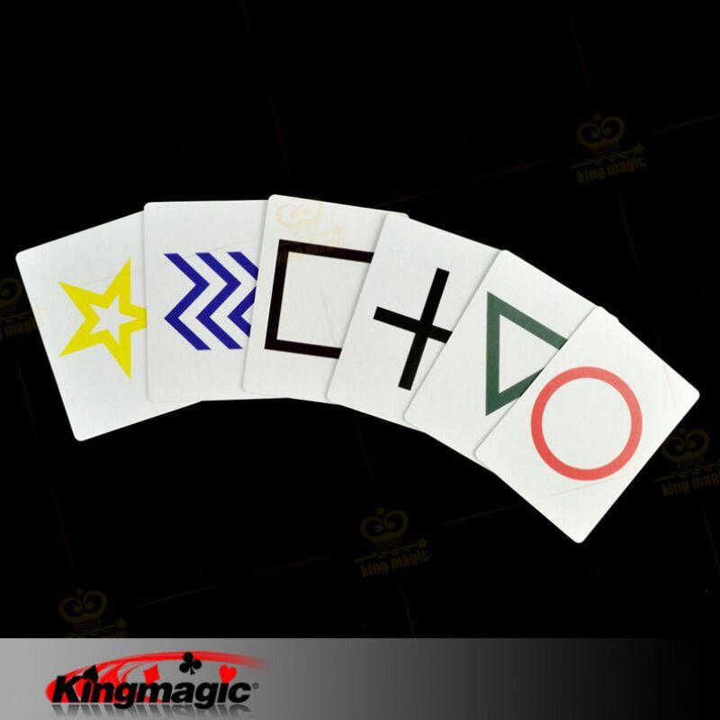 İsti Satış Fancy ESP klassik kartlar qrup kartı sehrli - Klassik oyuncaqlar - Fotoqrafiya 3
