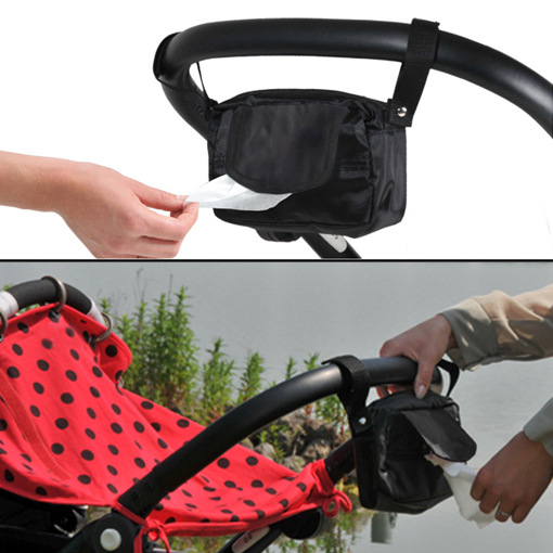 2016 Cotton High-quality Newborn Baby Stroller Wipes Bag Accessories