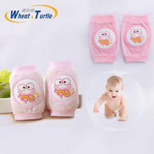 1 Pair baby knee pad kids safety crawling elbow cushion infant toddlers baby leg warmer knee support protector baby kneecap 1 pair newborn infant baby boy girl safety crawling elbow cushion toddlers knee pads protector