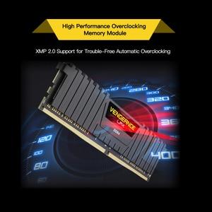 Image 3 - CORSAIR Rache RAM Speicher LPX HOCHLEISTUNGS GPS CHIPSATZ 4GB 8GB 16GB 32GB DDR4 PC4 2400Mhz 2666Mhz 3000mhz 3200Mhz Modul PC Desktop RAM Speicher DIMM