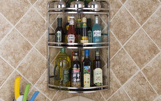 Stainless Steel Corner Shelf Kitchen Kitchen Table And Chairs With Wheels