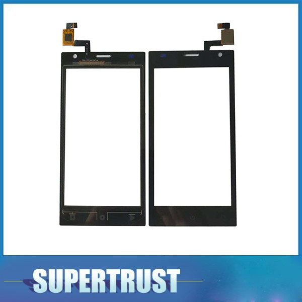 4.5For Prestigio Wize OK3 PSP3468 PSP 3468 DUO Touch Screen Digitizer Fron Glass Replacement Part Assembly Black color image