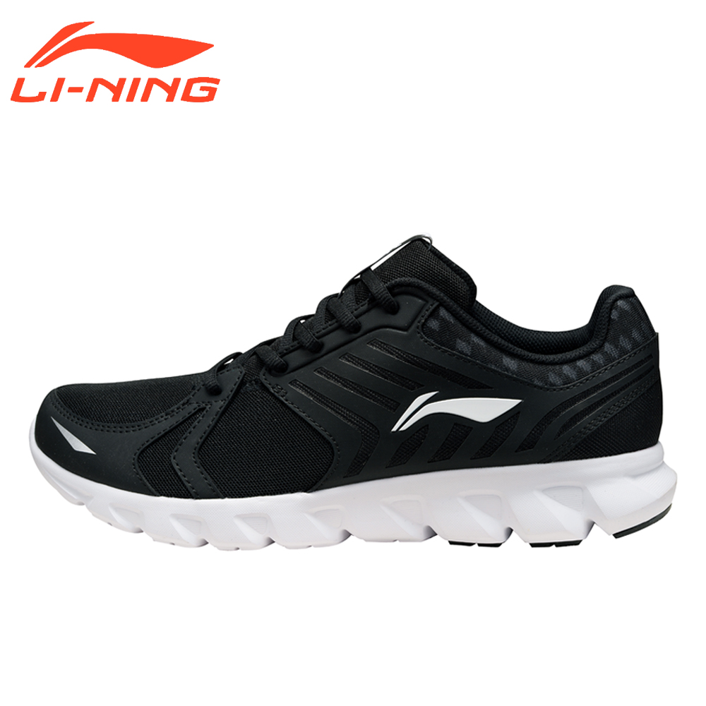 Li-Ning Men's Cushion Running Shoes Sports Sneakers LiNing Arc Series Breathable Wearable Cushion Shoes ARHM023 original li ning men professional basketball shoes