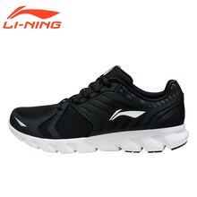 Li-Ning Для Мужчин's Подушка Кроссовки для бега спортивный Кроссовки внутри Arc серии Дышащие носки Подушка Обувь ARHM023