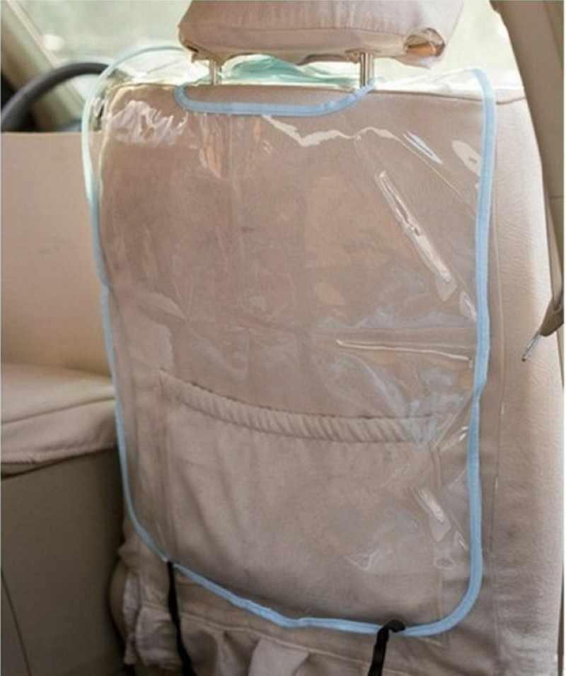Auto Seat Back Cover Protectors voor Kinderen Beschermen achterkant van de Auto stoelhoezen voor Baby Honden tegen Modder Dirt huishoudelijke Opslag