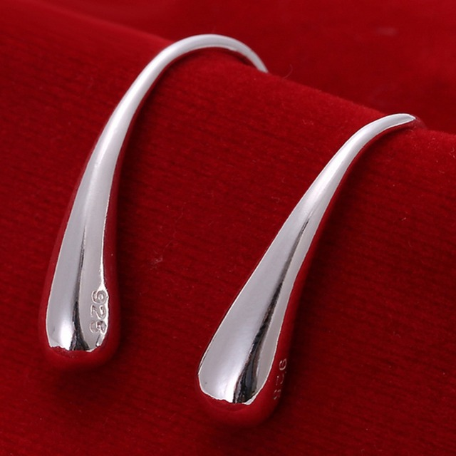 Loose Money Silver Plated Earring Fashion High Quality Jewelry Women Creative Stud Earrings Wedding Earrings Party Accessories
