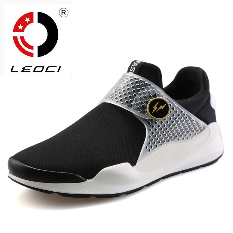 LEOCI Ultra Light Running Shoes Men Summer Shoes Free Run font b Sneakers b font Mens