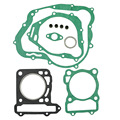 For Suzuki DRZ250 DRZ 250 2001 2002 2003 2004 2005 2006 2007 Motorcycle Engine Cylinder Crankcase Cover Exhaust Pipe Gasket Kit