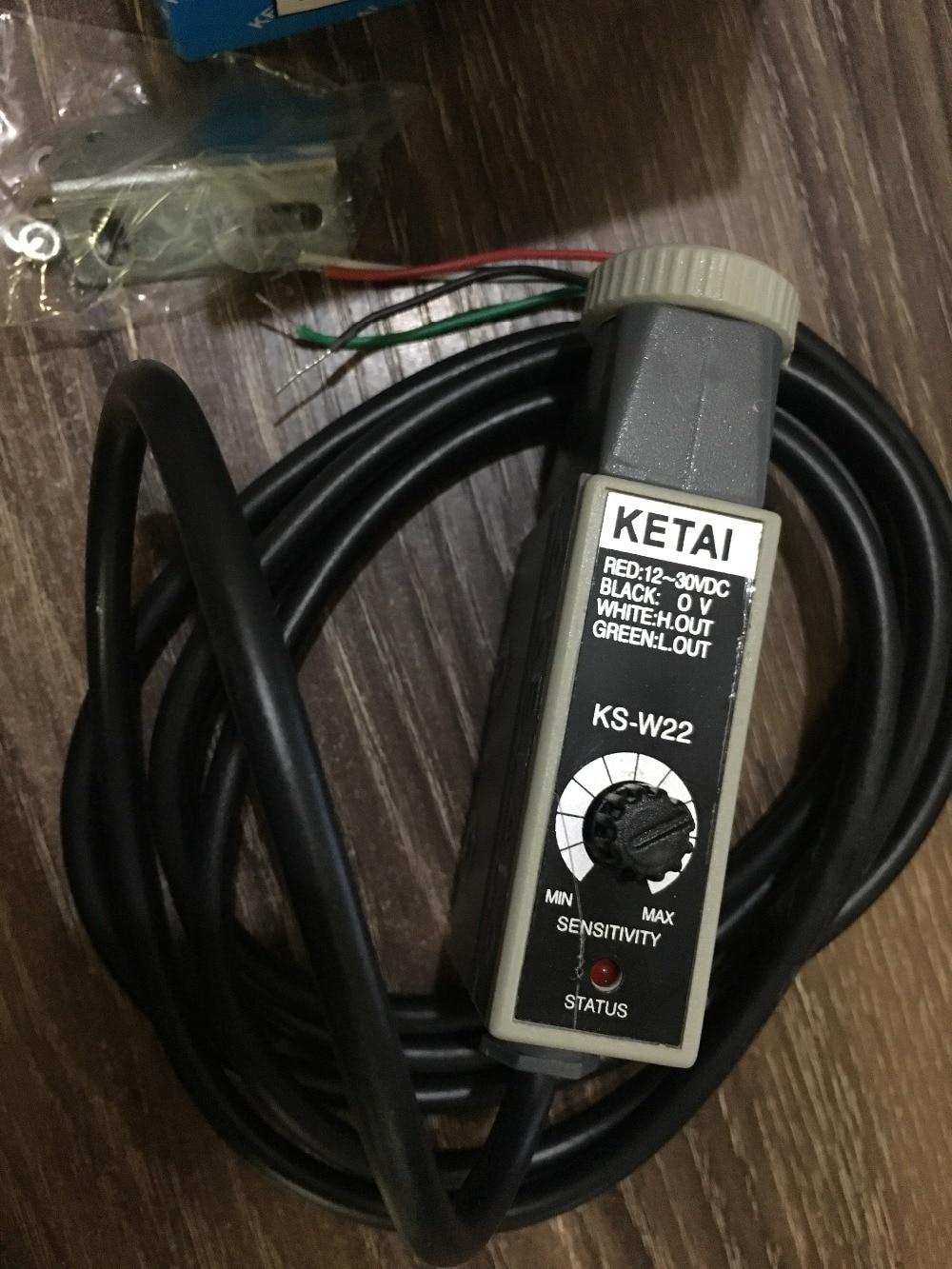 KS-W22 di colore KETAI sensori fotoelettrici, interruttore fotoelettrico di colore Fare elettromeccanicoKS-W22 di colore KETAI sensori fotoelettrici, interruttore fotoelettrico di colore Fare elettromeccanico