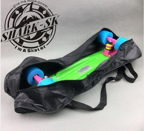 """Prix pour Livraison gratuite 22 """" Longboard sac pour planche à roulettes sac de transport se adapte peny carte sac à planche à roulettes longue planche sac à dos mini cruiser"""