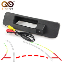 Sinairyu Specially Designed Intelligent Trajectory Backup Rearview Camera for Mercedes Benz ML GLA GLC GLE A180 A200 A260