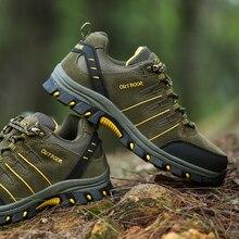2016 Высокое Качество Женщины Дышащие Альпинистские Ботинки Ходьбе Отдых Бренд Обуви Кроссовки Мужчин На Открытом Воздухе Непромокаемую Обувь Походы