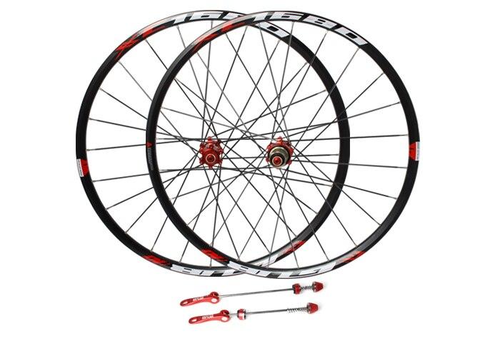 GUB 1680 Crossride 24holes Milling trilateral MTB Mountain Bike Disc wheel wheelset high grade 27.5er 26er wheels