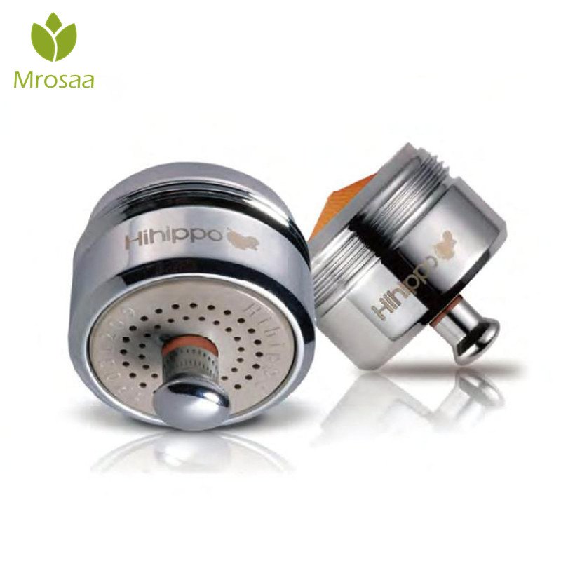 M24x1 One Touch Tap Aerators Water Saving Tap Faucet Aerator Touch Control-Valve Bubbler Attachment Kitchen Faucet Accessories