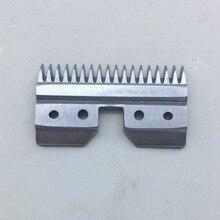 18 зубьев Pet clipper высокая коробка сталь движущиеся замена лезвия подходит oster A5 серии Сделано в Тайване