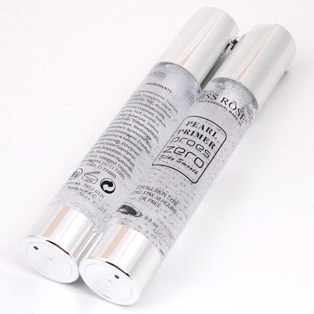 30ml Natural Professional Makeup Nude Face Base Primer Foundation Moisturizer Cream Eye Shadow Primer Gel Cosmetics Maquiagem 3
