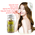 90pcs/bottle vitamin E witch hazel with snail anti wrinkle & crow's feet in 3 days essence for eye capsules Freckle Whitening