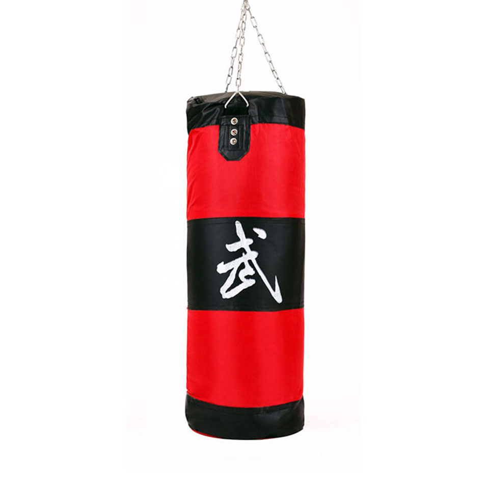 Yeni 100sm İdman Fitness MMA Boks Çantası Çəngəl asılmış - Fitness və bodibildinq - Fotoqrafiya 3