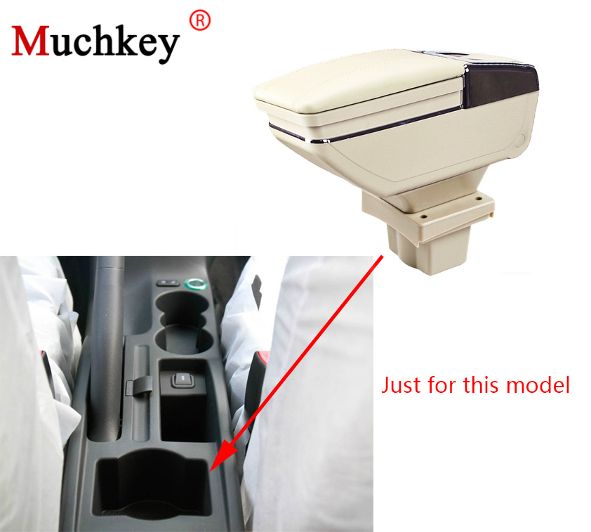 For Skoda Octavia A5 Yeti 2007 2014 armrest box central Store content box storage interior car styling decoration accessories
