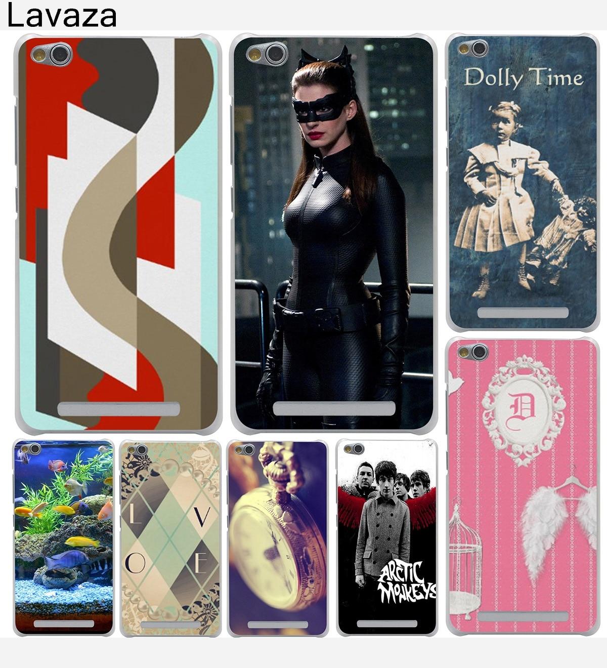 Lavaza Anne Hathaway Hard Case For Xiaomi Redmi 4x Mi A1 6 5 5x 5s Slim Matte Gea Baby Skin 3s 3pro Pro Hardcase Plus Note 5a 2 3 4a 4 Prime Mi5x Mi6 Mi5s