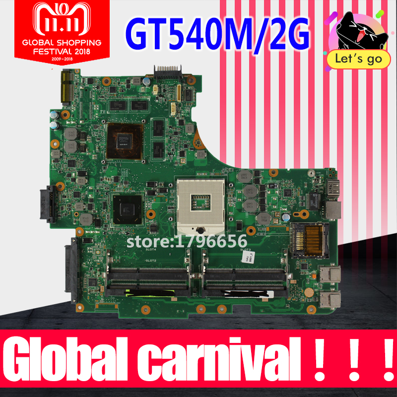 N53SV Motherboard GT540M 2GB For ASUS N53S N53SM N53SN N53SV laptop Motherboard N53SV Mainboard N53SV Motherboard test 100% ok laptop motherboard n53sv n53sn for asus n53s n53sn n53sm with geforce gt550m 2g ddr3 4 ram solts rev2 0 2 2 tested ok