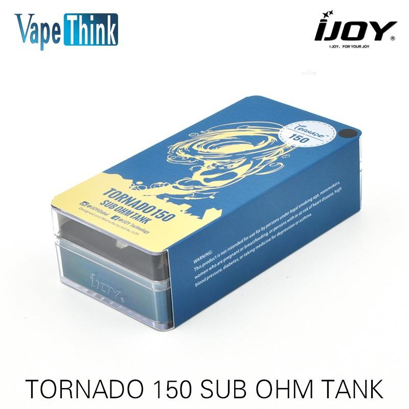 TORNADO-150-SUB-OHM-TANK