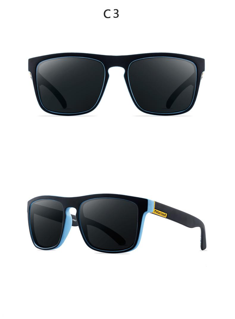 ASUOP 2019 new square polarized ladies sunglasses UV400 fashion men's glasses classic brand designer sports driving sunglasses (7)