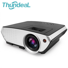 ThundeaL Clearance sale Projector RD803 Android WIFI 3D Full HD LED Projector 2000Lumens TV Home Theater LCD Video VGA Beamer