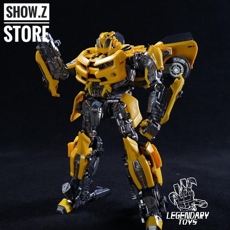 [Show.Z Store] LegendaryToys LT01 MPM-03 MPM03 MPM 03 Bee Transformation Action Figure uss calgary