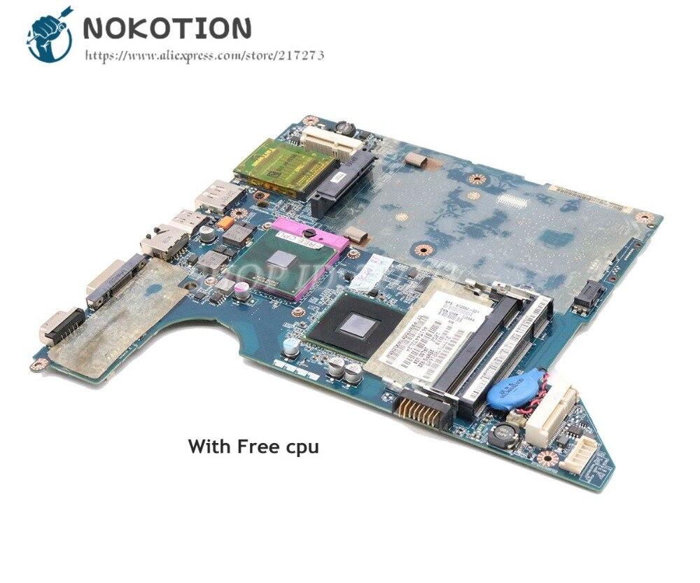 NOKOTION For HP DV4 DV4T-1400 Laptop Motherboard 572952-001 JAL50 LA-4101P GM45 DDR2 with Free CPUNOKOTION For HP DV4 DV4T-1400 Laptop Motherboard 572952-001 JAL50 LA-4101P GM45 DDR2 with Free CPU