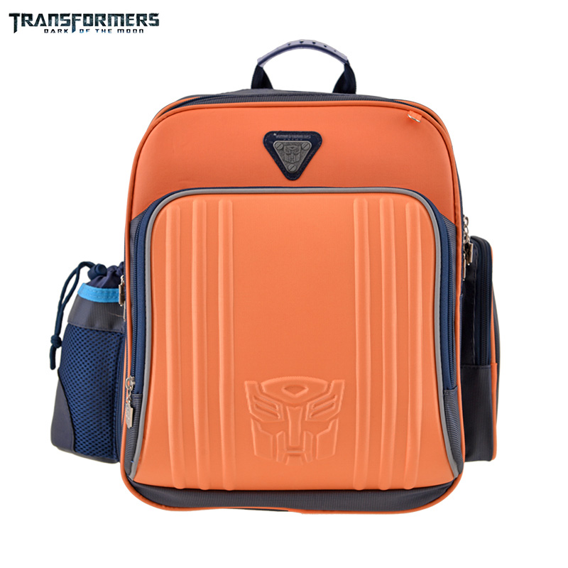 TRANSFORMERS School Bags Boys Backpack Children School Backpack For Kids Cartoon Style Stylish Appearance And Nice Colors