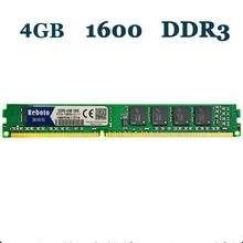Reboto Brand New Sealed DDR3  4GB 8GB 1333  1066 PC3 10600 Desktop  Memory Fully compatible