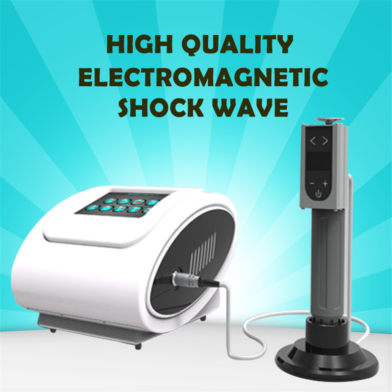 Shock Wave Therapy Portable Low Intensity Shockwave Therapy For ED Dysfunction Acoustci Radial Shock Wave Physiotherapy Machine