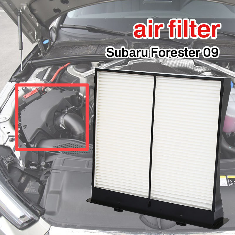 Vehemo автомобильный воздушный фильтр для салона воздушный фильтр для воздуха фильтр для Forester XV crosstrek Impreza 72880-FG000 высокое качество Пылезащитная пыль