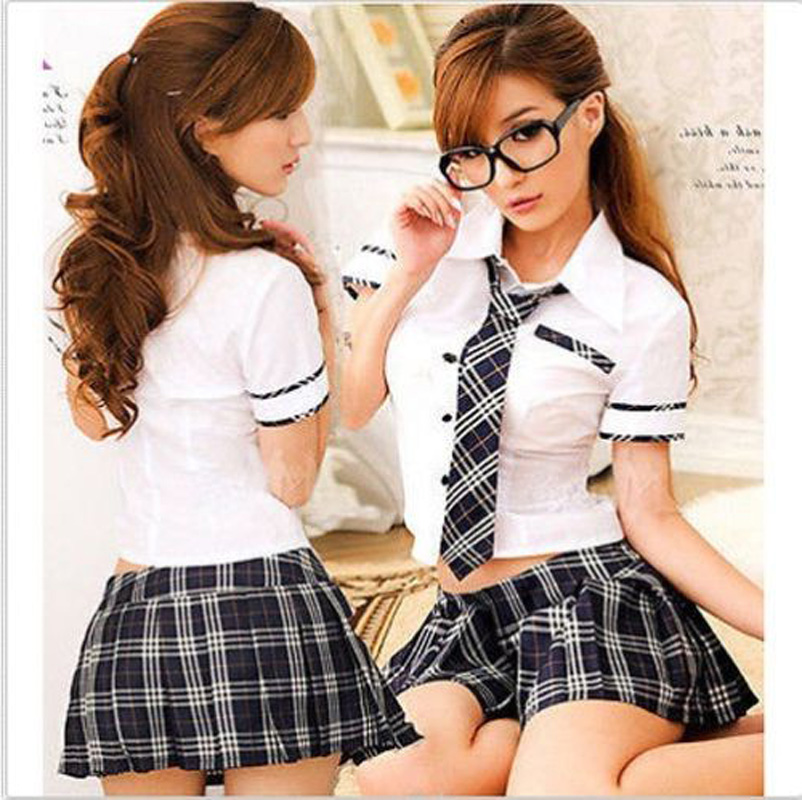 2017 New Arrival Student Clothes Lady Japan High School -9976