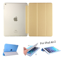 Hot Sale Smart Cover Case For APPLE IPad Air 2 Retina Ultra Slim Designer Tablet Leather