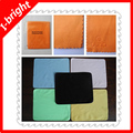 I-bright Wholesale deerskin glasses cloth, cleaning cloth , screen wipe cloth 15 * 18cm Support printing LOGO Free shipping