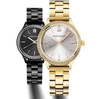 Women Watches Gold Watch Women Quartz Watches Ladies Top Brand Crystal Luxury Female Wrist Watch Girl Clock Relogio Feminino