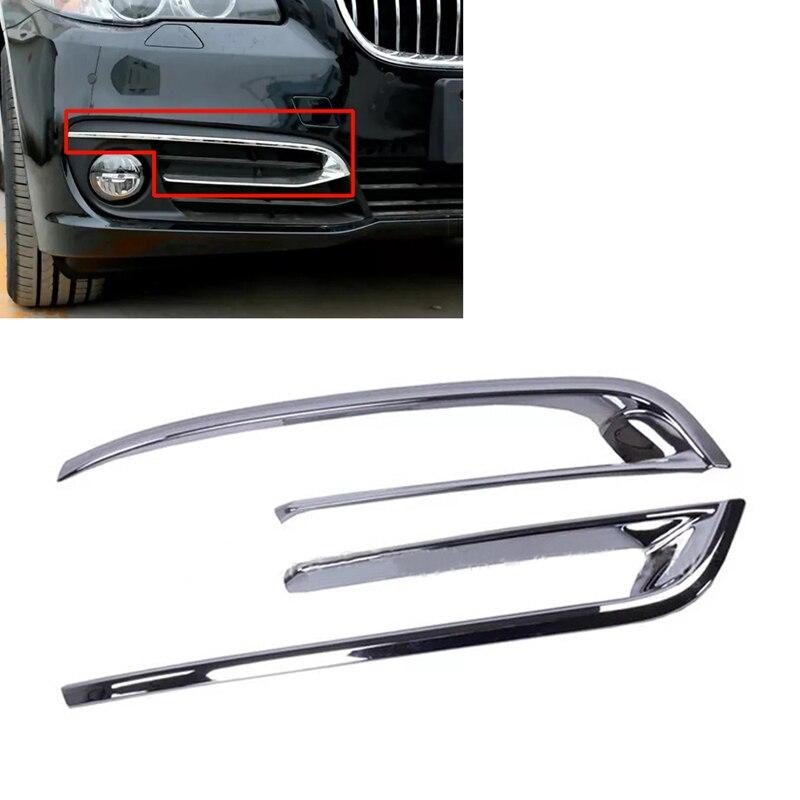 Citall Car Styling 4pcs Exterior Door Handle Molding Trim Cover For Bmw 5 Series F10 F11 F18 2011 2012 2013 2014 2015 2016 2017 Automobiles & Motorcycles Exterior Door Handles