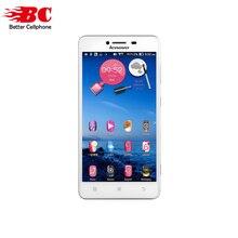 Оригинальный Новый Lenovo A858w A858 MT6732 4 ядра 1.5 ГГц FDD LTE 4 г Android 4.4 5 «FHD 1280*720 P 8MP smart dual sim мобильного телефона