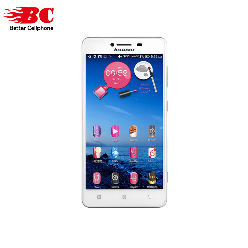 Original New Lenovo A858w A858 MT6732 Qus