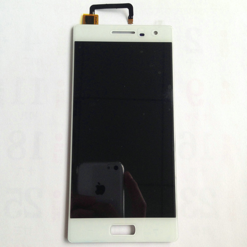 LCD Display Touch Screen Digitizer Assembly Replacement Accessories For Bluboo Xtouch X500 5.0 Inch MTK6753 Octa Core Smartphone touch screen lcd display for bluboo maya max 6 0 inch touch panel digitizer assembly replacement accessories repair tools